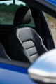 Leather driver seats in luxury sportscar - PhotoDune Item for Sale
