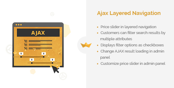AJAX Layered Navigation