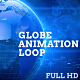 Globe Animation - VideoHive Item for Sale
