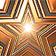 Gold Star Background Nulled