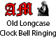 Old Longcase Clock Bell Ringing