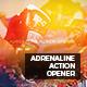 Adrenaline Action Opener