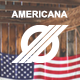 Americana - AudioJungle Item for Sale