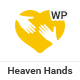 Heaven Hands- Responsive Charity & Fundraising WordPress Theme Nulled