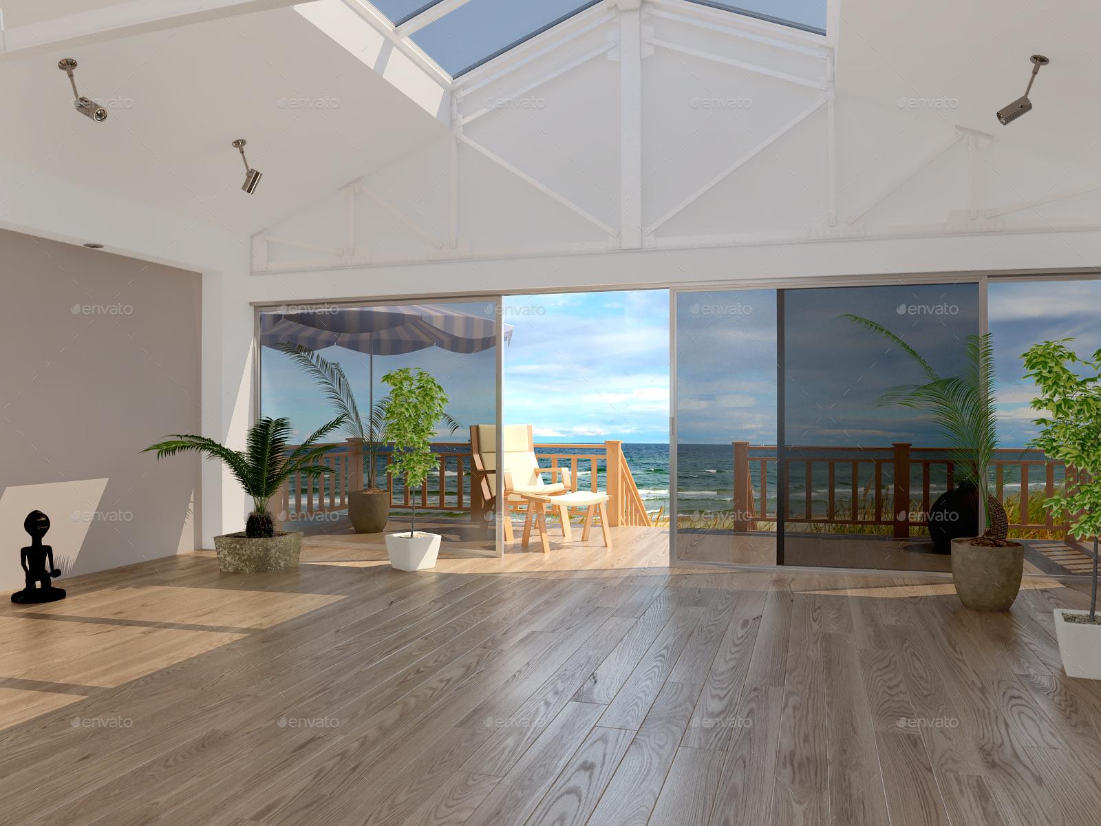 33 Lauzon Oak Natural - Flooring