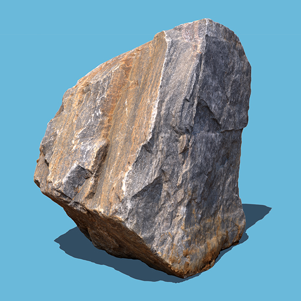 Chris Rock (3D scan) - 3DOcean Item for Sale