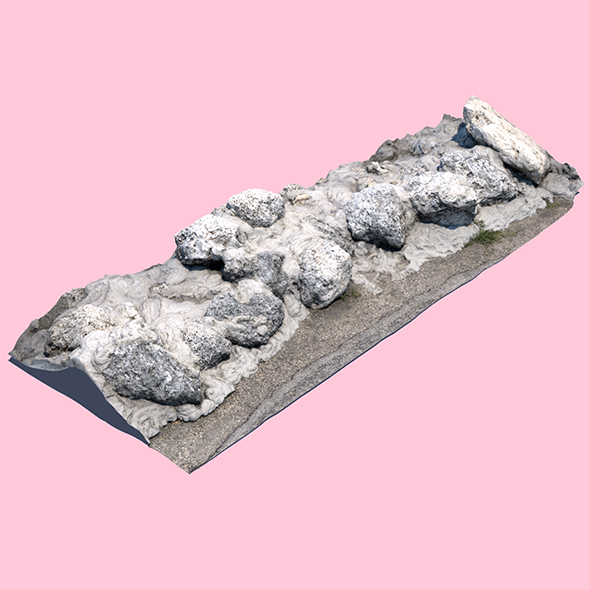Frank Ocean (3D scan) - 3DOcean Item for Sale