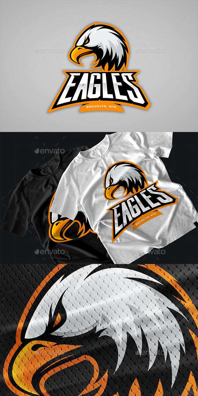 Eagle Mascot - Animals Characters