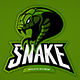 Snake Mascot - GraphicRiver Item for Sale