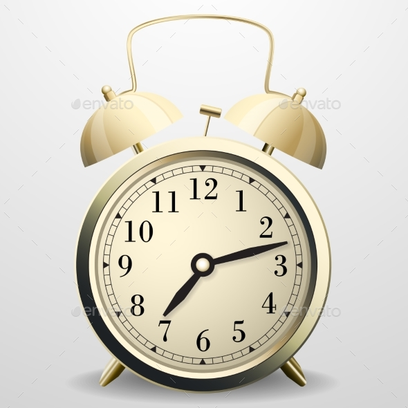 Alarm Clock - Miscellaneous Vectors
