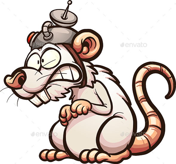 Lab Rat - Animals Characters