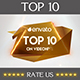 Top 10 - VideoHive Item for Sale