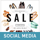 Fashion Social Media Pack - GraphicRiver Item for Sale