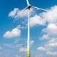 Windwheels in an oilseed rape field - PhotoDune Item for Sale