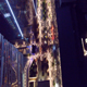 Aerial View of City at Night - VideoHive Item for Sale