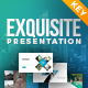 Exquisite Keynote Presentation - GraphicRiver Item for Sale