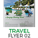 Travel Flyer 02 Nulled