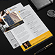 Case Study Template | Flyer - GraphicRiver Item for Sale