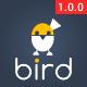 Bird - Responsive admin dashboard template by Followtechnique Nulled