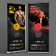 Fitness Roll Up Banner - GraphicRiver Item for Sale