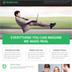 Corporate Business Flyer 22 - GraphicRiver Item for Sale
