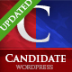 Candidate - Political WordPress Theme Nulled