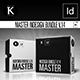 Master inDesign Bundle v.14 - GraphicRiver Item for Sale