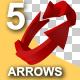 3D Arrow Pack