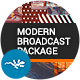 Modern Broadcast Package - VideoHive Item for Sale