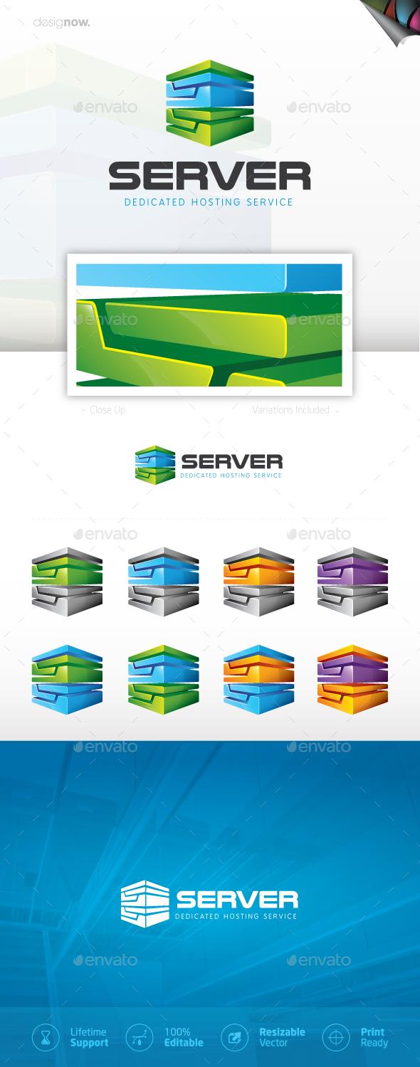 Server Logo - Company Logo Templates