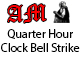 Quarter Hour Clock Bell Strike
