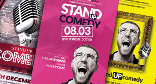 Comedy Flyers