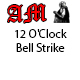 12 O'Clock Bell Strike