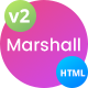 Marshall - The Ultimate Coming Soon Template Nulled