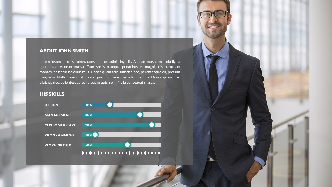 harmony - business powerpoint presentation templatespriteit, Powerpoint templates