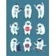 Yeti Abominable Snowman, Bigfoot Sasquatch - GraphicRiver Item for Sale