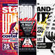 Stand Up Comedy Flyer Bundle - GraphicRiver Item for Sale