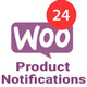 Woocommerce Product Notifications - CodeCanyon Item for Sale