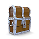 Treasure Chest - 3DOcean Item for Sale