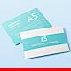 A5 Tri-Fold Horizontal Brochure Mock-up - GraphicRiver Item for Sale