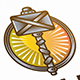 Thor Hammer Logo Crest - GraphicRiver Item for Sale
