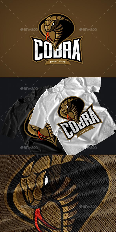 Cobra Mascot - Animals Characters