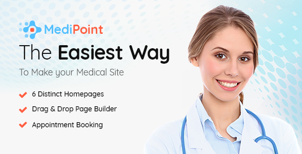 MediPoint – A Modern Medical and Health Care Theme