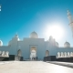 Sheikh Zayed Grand Mosque  Hyperlapse Located in Abu Dhabi - VideoHive Item for Sale