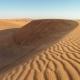 Dunes and Wind in Arabian Desert, Dubai, UAE - VideoHive Item for Sale