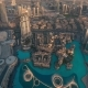 Dubai, Overlooking Marina District - VideoHive Item for Sale