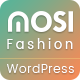 MOSI Fashion Responsive Multi-Purpose WordPress Theme - ThemeForest Item for Sale