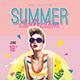 Summer Event Flyer - GraphicRiver Item for Sale