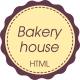 Bakeryhouse - cafeteria, bakery, restaurant, cakes, retro HTML Template Nulled