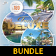 6 in 1 Tour Travel Templates Bundle